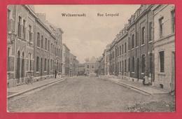 Welkenraedt - Rue Léopold - 1919 ( Voir Verso ) - Welkenraedt