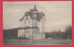 Villers-le-Bouillet - Villa Béolette - 1909 ( Voir Verso ) - Villers-le-Bouillet