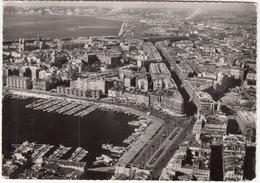 Marseille - Le Vieux Port, Au Fond, Le Bassin De La Joliette - (Ray. Delvert - Pilote-Photographe) - Vecchio Porto (Vieux-Port), Saint Victor, Le Panier