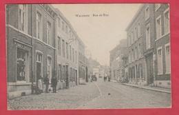 Waremme - Rue De Huy - 1923  ( Voir Verso ) - Borgworm