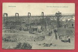 Anthisnes - Carrière Andrieux Et Lefebvre - 1911 ( Voir Verso ) - Anthisnes
