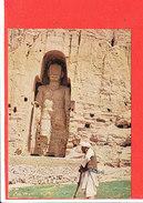 KABUL Cp Animée Le Grand Buddha 53 Metres            11 Photo Sattar - Afghanistan