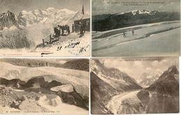 LOT 20 CPA THEME MONTAGNE - 5 - 99 Postkaarten