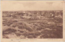 80 Fort Mahon Plage Vue Generale - Fort Mahon