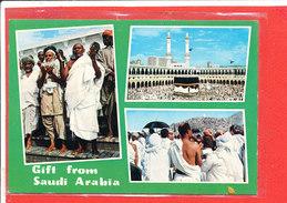 ARABIE SAOUDIE SAUDI ARABIA Cp Multivues       0196 Edit Mirza - Arabie Saoudite