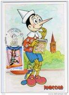 "PIACENZA - 2011 - Mostra "" Pinocchio Incontra I Bambini "" - - Comicfiguren"