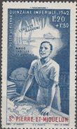 """ST.PIERRE & MIQUELON 326 """"Spendenwoche"""" MNH / ** / Postfrisch - St.Pierre & Miquelon"""