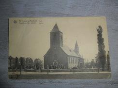 Sint Lievens - Hauthem ( Houtem )  Hauthem - St Liévin  Kerk  église - Sint-Lievens-Houtem