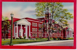 ETATS UNIS - NEW YORK - PATCHOQUE  HIGH SCHOOL - LONG ISLAND  - ECOLE UNIVERSITÉ - Long Island