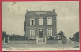 Berloz - Ecole De Filles -1909 ( Voir Verso ) - Berloz