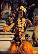 TAHITI- DANSEUSE D'APARIMA - Tahiti