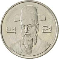 KOREA-SOUTH, 100 Won, 1991, SUP, Copper-nickel, KM:35.2 - Korea, South