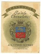 Rare // Chardonne, Clos De La Chenalette, J.L. & Fred. Ducret à Chardonne, Vaud // Suisse - Etiquettes