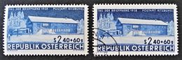 JOURNEE DU TIMBRE 1958 - NEUF * + OBLITERE - YT 881 - MI 1058 - 1945-.... 2nd Republic