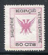 ALBANIE- Y&T N°50- Oblitéré - Albania