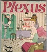Plexus Avril 1967 - Revue érotique Et Littéraire De Louis Pauwels - Nombreux Dessins - 170 Pages - 2 Scans - Erotik (...-1960)