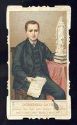 Image Pieuse: Domenico Savio (Lega Eucaristica Num.305) (Ref.78060) - Images Religieuses