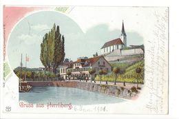 17472 - Gruss Aus Herrliberg - ZH Zurich