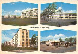 91-SAINT-GENEVIEVE-DES-BOIS- MULTIVUES - Sainte Genevieve Des Bois