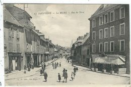 Isere : La Mure, Rue Du Nord, Animée - La Mure
