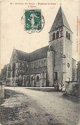 - Depts Div.-ref-RR488- Aube - Bagneux La Fosse - Environs Des Riceys - L Eglise - Carte Bon Etat - - Frankreich