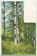 Jagd - Reh - Alfred Mailick - Künstleransichtskarte Ca. 1900 - Caccia