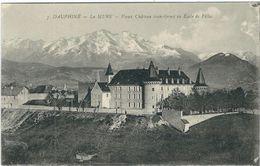 Isere : La Mure, Vieux Chateau Transformé En Ecole De Filles - La Mure