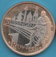 Netherlands TOKEN Vlissingen 1 Ruyter 2007 (400th Anniversary Michiel De Ruyter) - Netherland