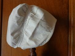 Coiffe Ancienne  Fillette  Pour Reconstitution Cinema Theatre- - Headdresses, Hats, Caps