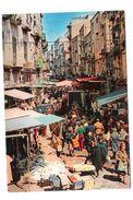 NAPOLI - STRADA CARATTERISTICA - VIAGGIATA - (1940) - Napoli (Naples)