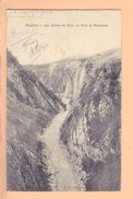 Cpa Cartes Postales Ancienne - Les Abimes Du Drac Au Pont De Ponsonnas - France