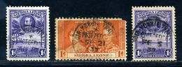 SIERRA LEONE TRAVELLING POST OFFICE BOIA - YONNIE - Sierra Leone (...-1960)