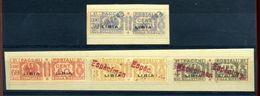 ITALIAN COLONIES - LIBYA 1927-29 PARCEL POST - Italy
