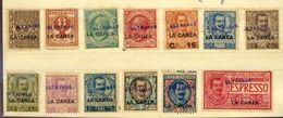 CRETE - ITALIAN POST OFFICE 1901 - Italy