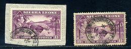 SIERRA LEONE TREAVELLING RAILWAY P.O NORTHERN RAILWAY - Sierra Leone (...-1960)