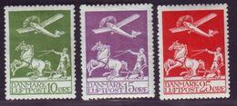 DENMARK 1924 300 YEARS OF DANISH POST MINT - Denmark