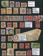 ORANGE FREE STATE POSTMARKS INCLUDING RARE - South Africa (...-1961)