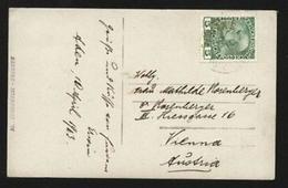 AUSTRIA 1913 ADEN LLOYD SS GABLONZ - Austria