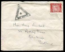 NORTH BORNEO WORLD WAR TWO CENSOR SANDAKAN 1940 - North Borneo (...-1963)