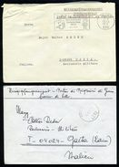 GERMANY/ITALY WAR CRIMINAL 1974 COVERS - Germany