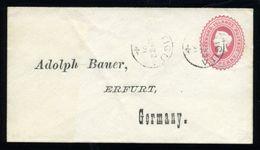 LEEWARD ISLANDS ANTIGUA QV STATIONERY 1891 - Leeward  Islands