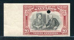 EL SALVADOR FRANKLIN ROOSEVELT PROOF WATERLOW - El Salvador
