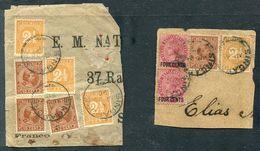 SINGAPORE STRAITS SETTLEMENTS NETHERLANDS EAST INDIES COMBINATION 1899 - Singapore (...-1959)