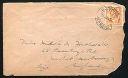 NORTHERN RHODESIA RARE POSTMARK KG5 1926 - Unclassified