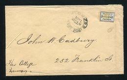 U.S.A PHILADELPHIA 1864 BLOOD'S PENNY POST LOCAL CITY - Postal History