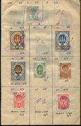 CINDERELLAS LOCAL STAMPS GERMANY NORWAY DENMARK - Europe (Other)