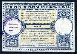 VENEZUELA CIRCA 1965 INTERNATIONAL REPLY COUPON - Venezuela