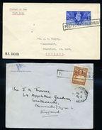 SIERRA LEONE / GB VICTORY MARITIME KG5 KG6 - Sierra Leone (...-1960)