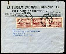 ARGENTINA ADVERTISING COVER SHOE MANUFACTURING BOLIVIA 1941 - Argentina