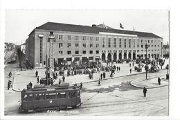 17482 - Basel Messegebäude Bâle Foire Suisse D'échantillons Tram - BS Bâle-Ville